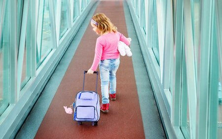 The Best Kids  Luggage for Family Vacation   Travel + Leisure 1e7572be2f