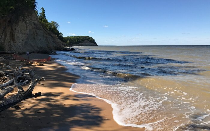 Calvert Cliffs State Park Maryland