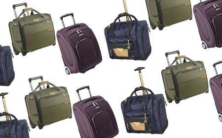 9d23e72cd45 The Best Underseat Luggage to Carry On   Travel + Leisure