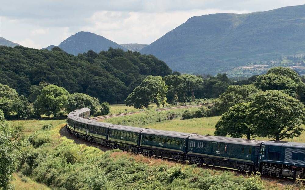 This Train Trip Will Give You The Best Views Of Ireland Travel