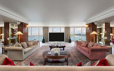 Hotel President Wilson Geneva Switzerland Most Expensive Suite World Luxury
