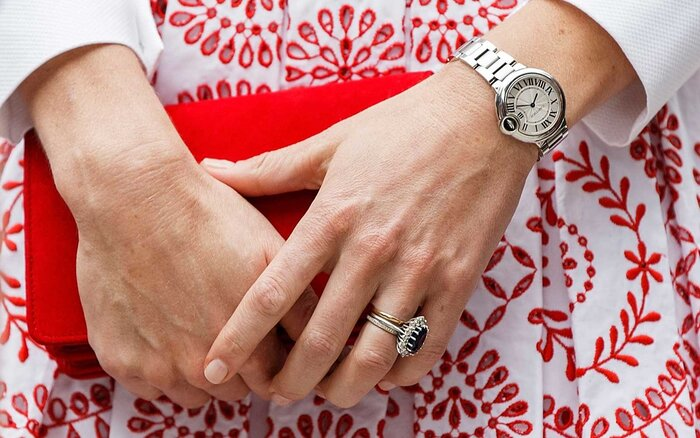 Why Youll Never See Members Of The British Royal Family Wearing Red Nail Polish