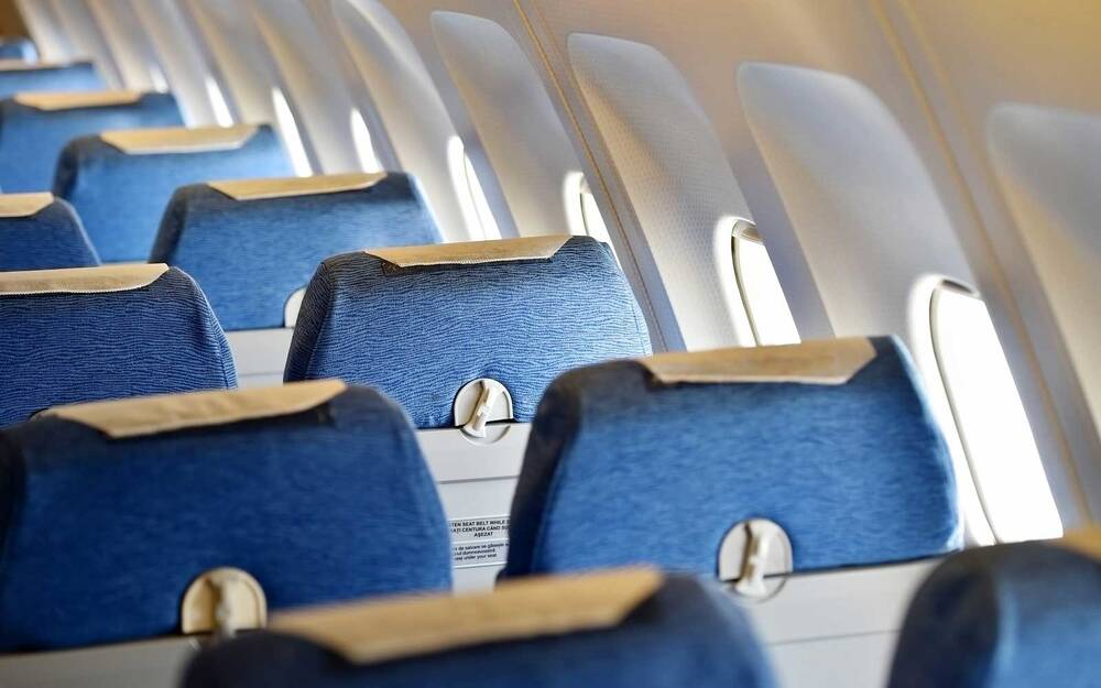 Why You Have To Put Your Seat Up For Takeoff And Landing Travel