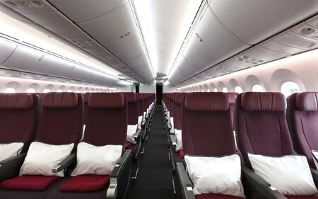 17 Ways Qantas Is Going To Make A 17 Hour Flight Comfortable For
