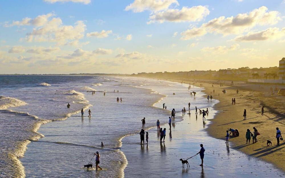 7 great south carolina beach destinations travel leisure