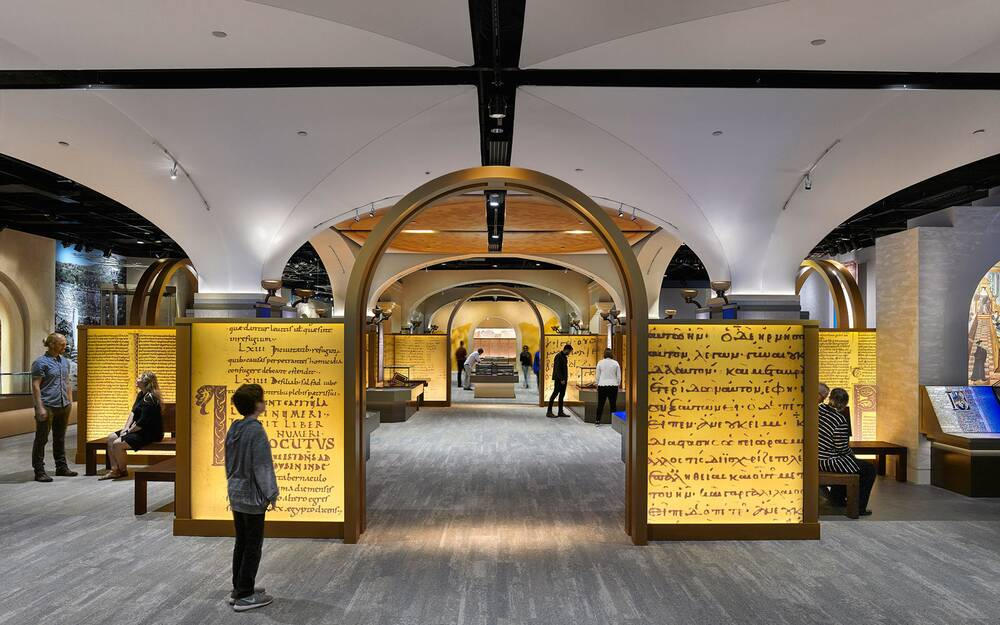 the museum of the bible is opening this weekend here s what to expect