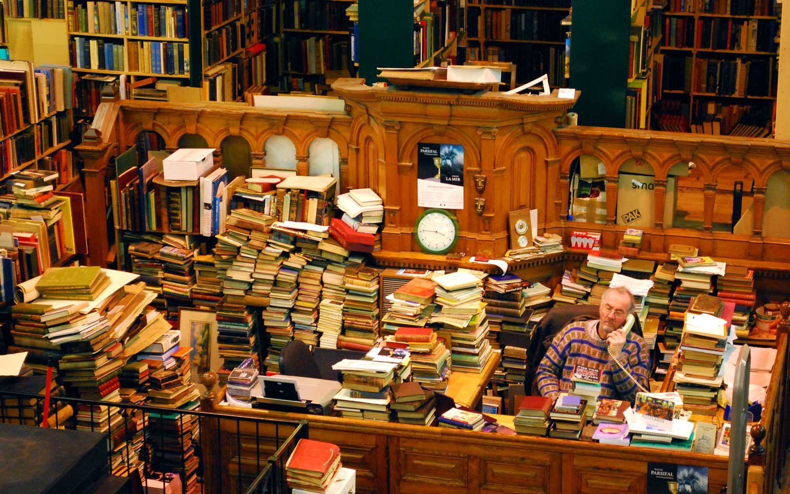 This Sprawling Bookstore In A Former Church Will Have You Planning A