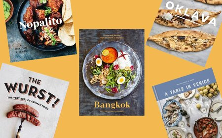 37 New International Cookbooks For The Traveling Home Cook Travel