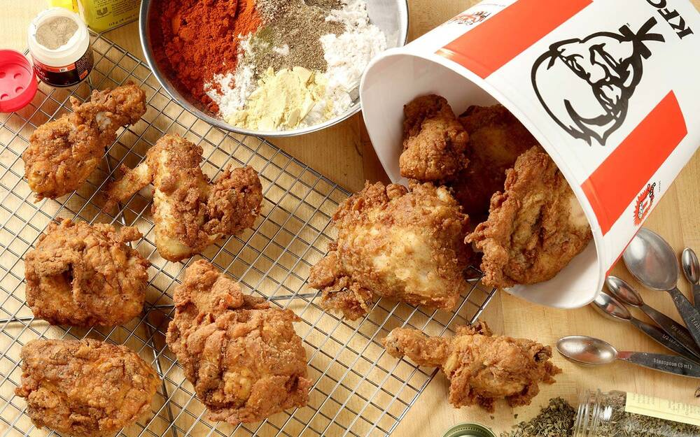 KFC\'s New Low Odor Fried Chicken Would Make the Ideal Airplane Snack ...