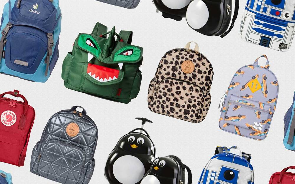 11 Cute Kids Backpacks For Your Next Family Vacation Travel Leisure