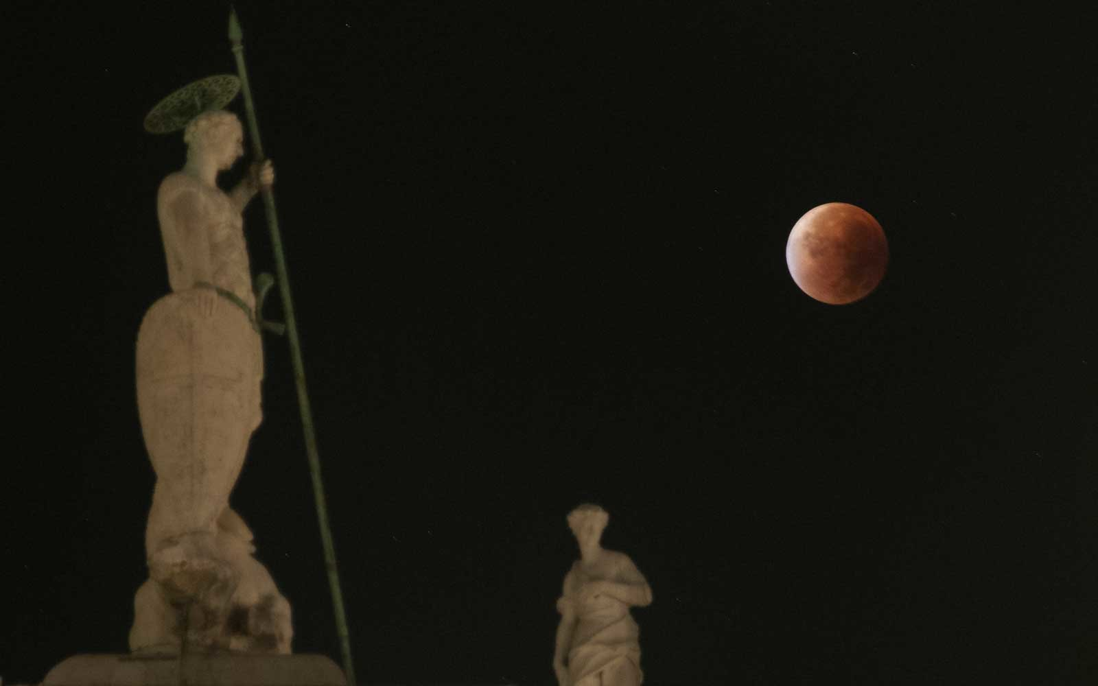 Super Blue Blood Moon Eclipse Occurring Jan 31 How To See It