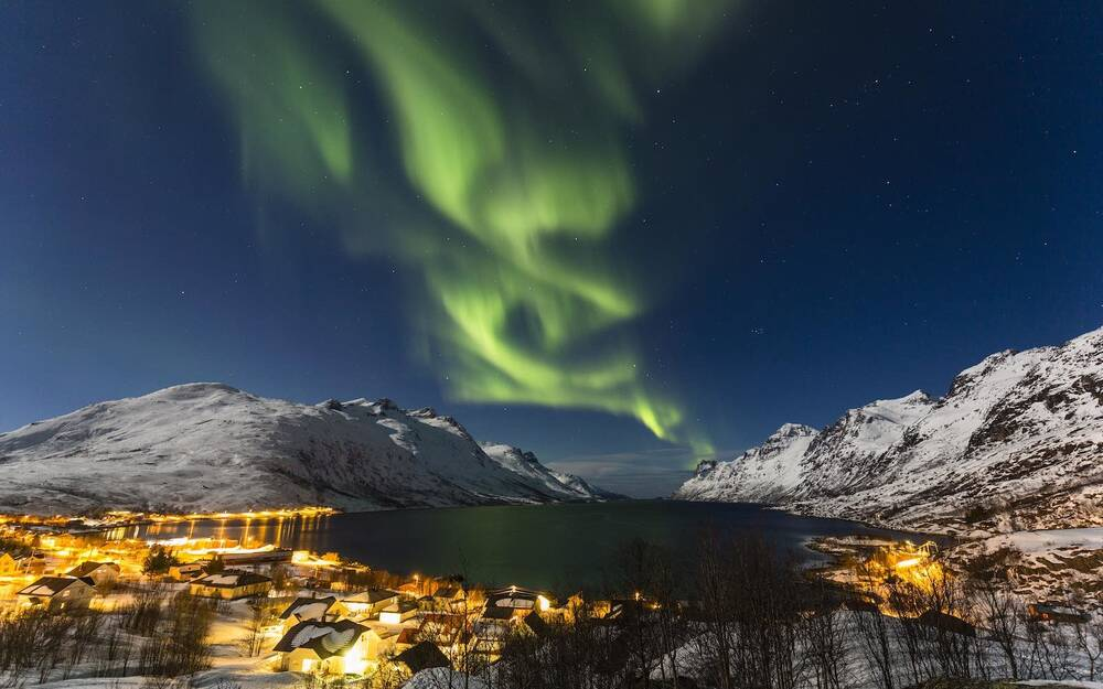 the best places to see the northern lights in february 2019 travel