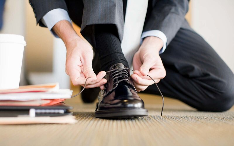 Comfortable Men's Dress Shoes Travel