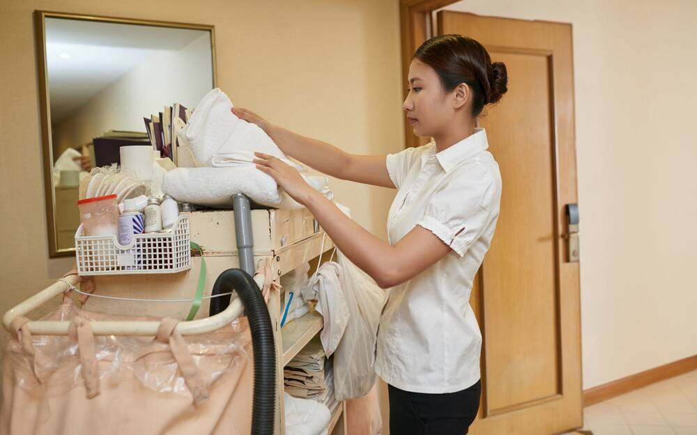 hotel housekeepers are demanding panic buttons for protection from