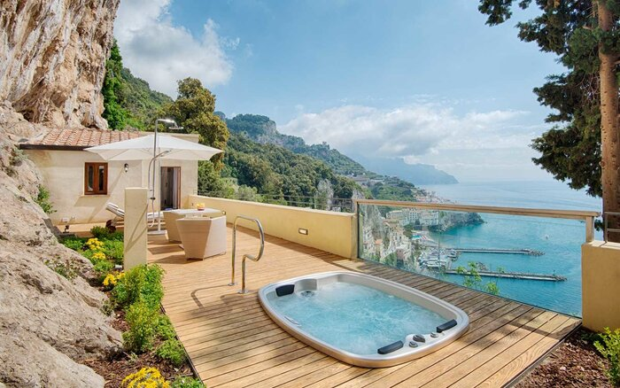 Grand Hotel Convento Di Amalfi And Nh Collection Property