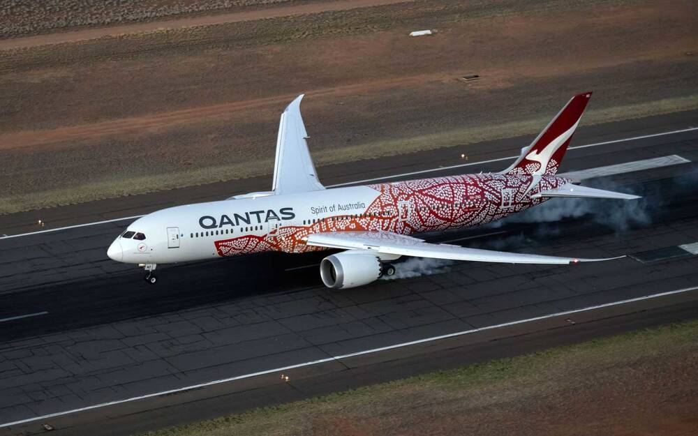 The First Nonstop Flight From Europe To Australia Is Taking Off