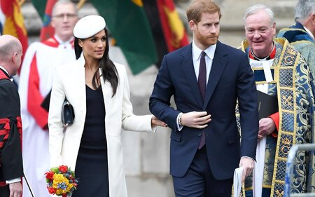 Heres Whos Paying For Prince Harry And Meghan Markles Very Very