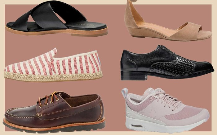 Travel Shoes Loved By Editors