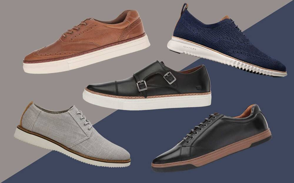 the best dress sneakers for men