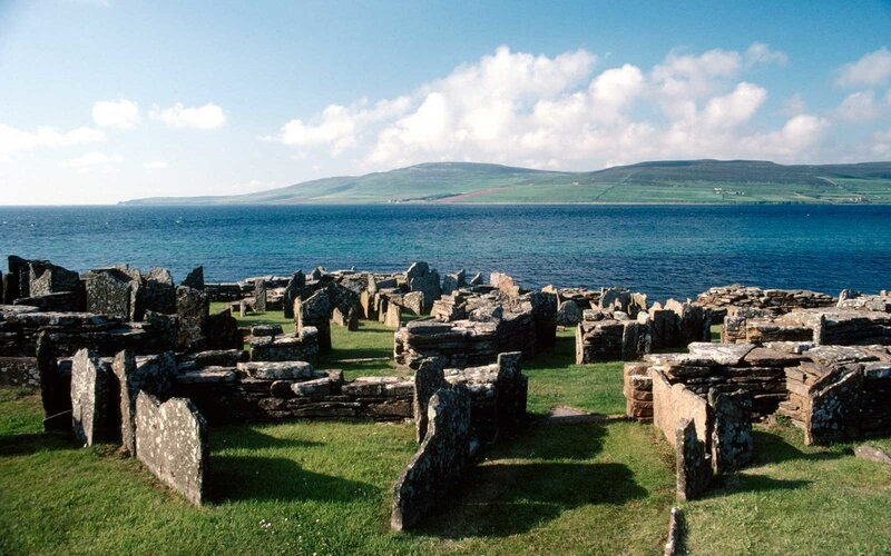 Mainland, Orkney Islands, Scotland