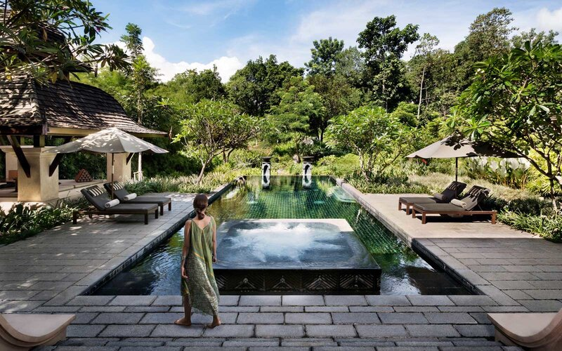 Four Seasons Resort at Chiang Mai