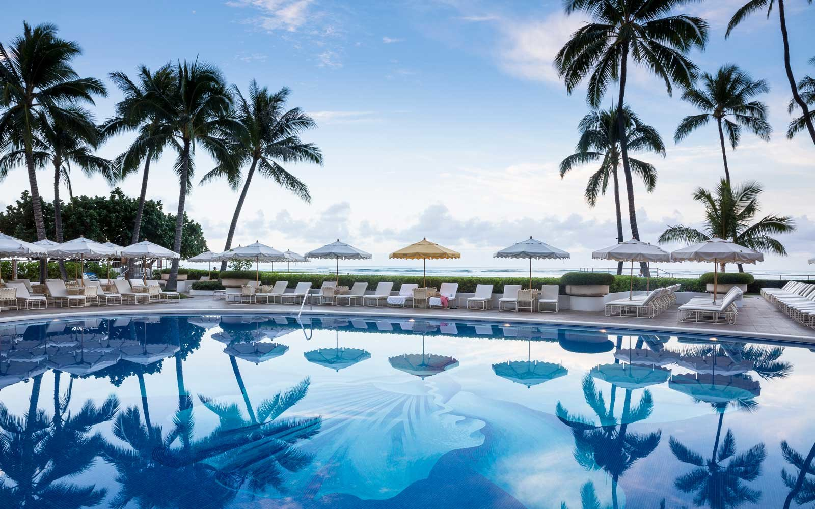 The 2018 World S Best Resort Hotels In Hawaii Travel Leisure