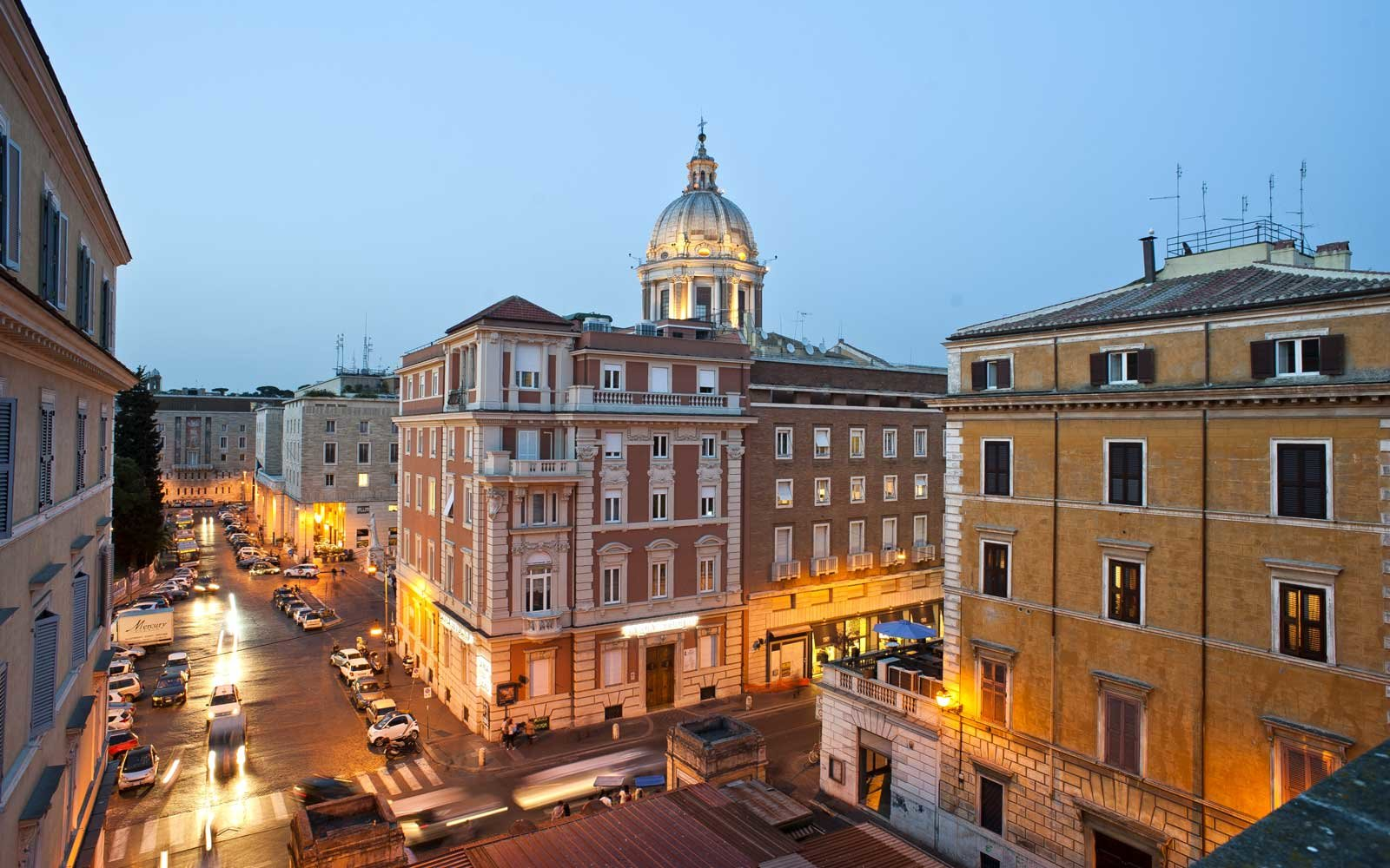 The 2018 World S Best Hotels In Rome Travel Leisure