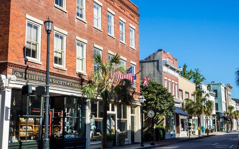 South Carolina, Charleston, The Preservation Society of Charleston