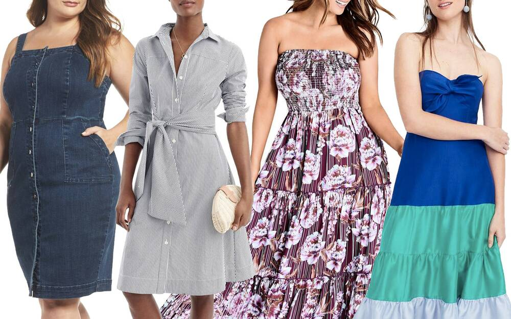 Nordstroms Half Yearly Sale Has So Many Perfect Summer Dresses