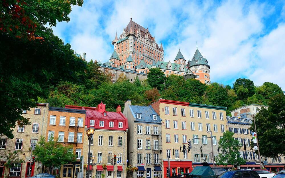 the 2018 world s best cities in canada travel leisure