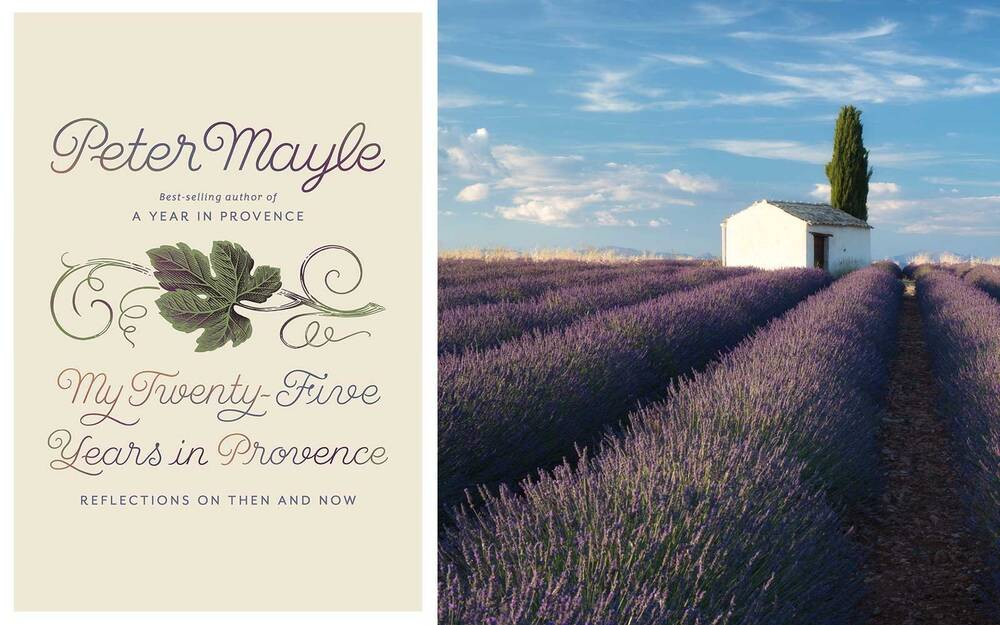 a year in provence author s final book is your passport to the