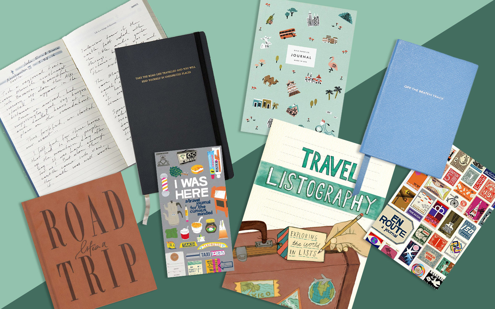 The 17 Best Travel Journals To Bring On Your Next Adventure Travel