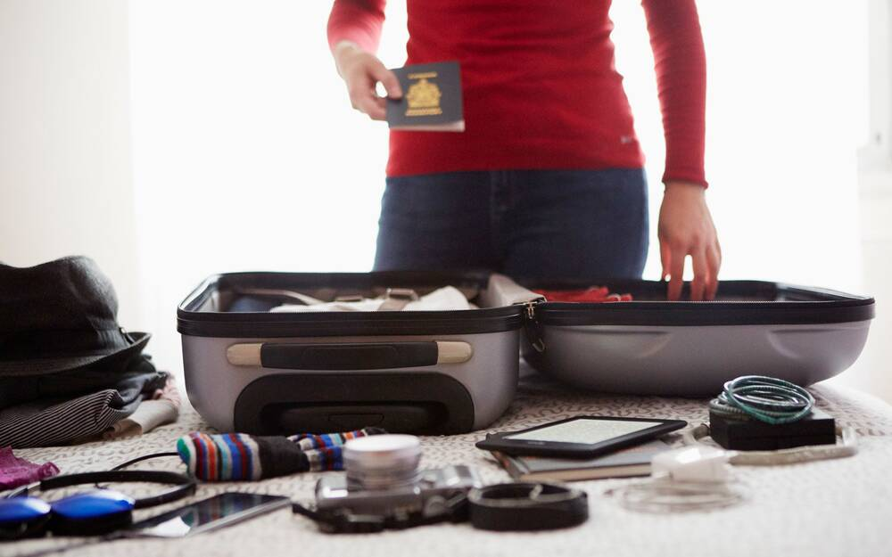 carry on travel essentials travel leisure