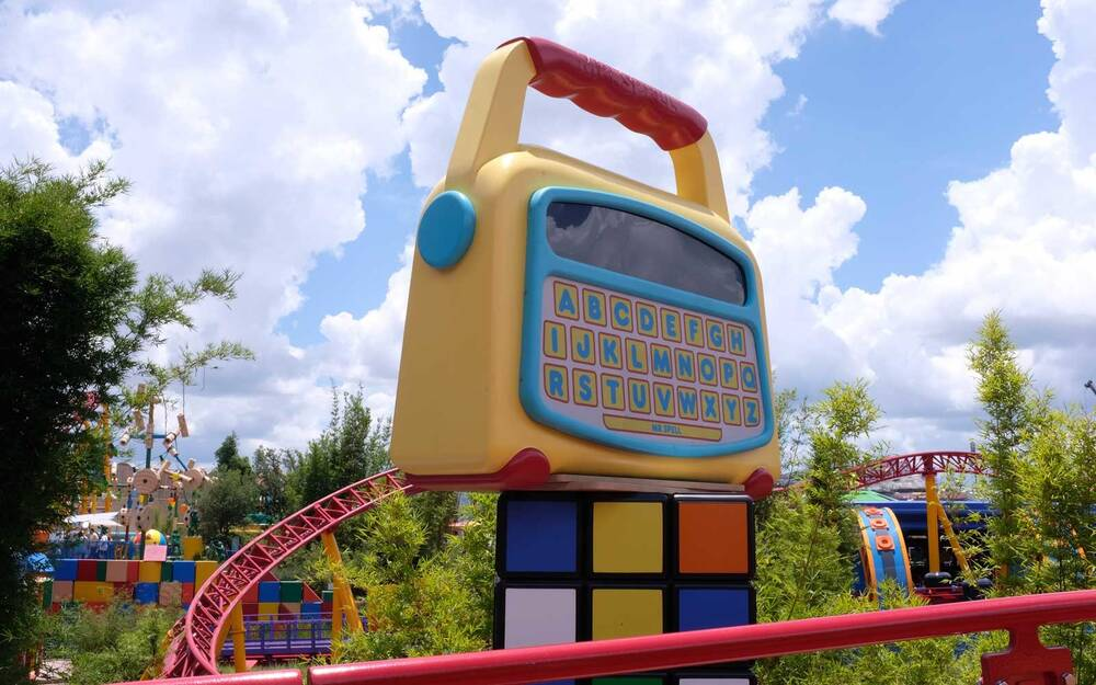 This Is How Toy Story Land Shrinks You Down To The Size Of A Toy