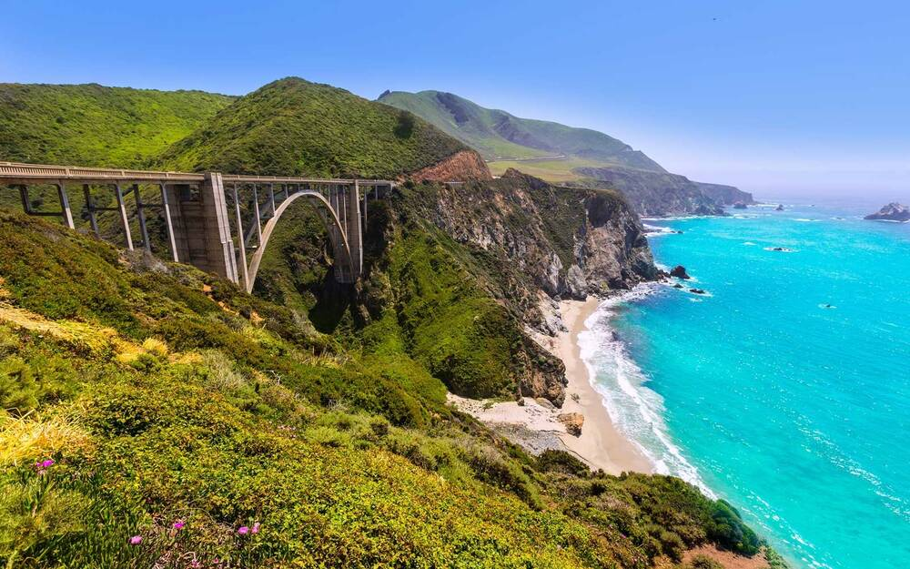 california s highway 1 is officially open and it s time for a big