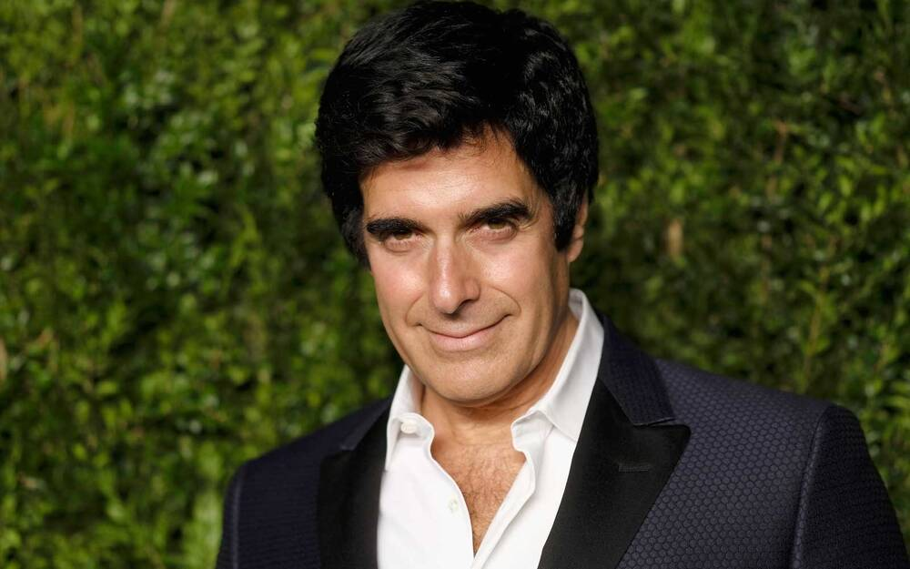 The most unusual thing david copperfield has ever packed for a trip david copperfield m4hsunfo