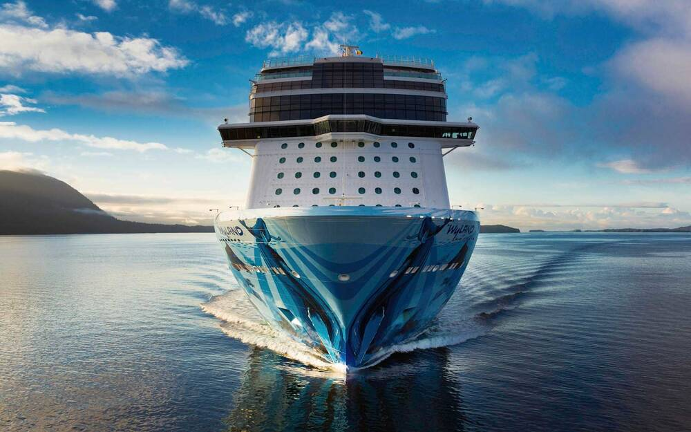 five things to know about norwegian cruise line s bliss cruise ship
