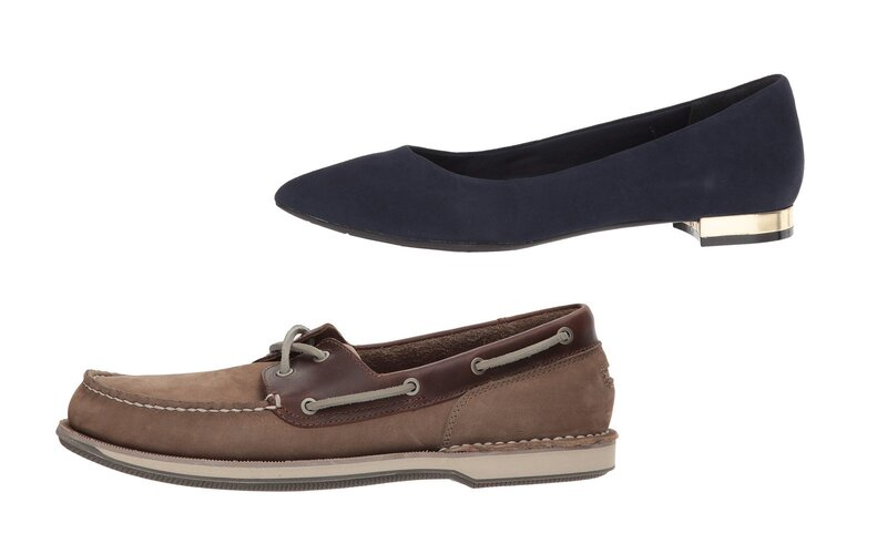 best comfort shoes brands rockport
