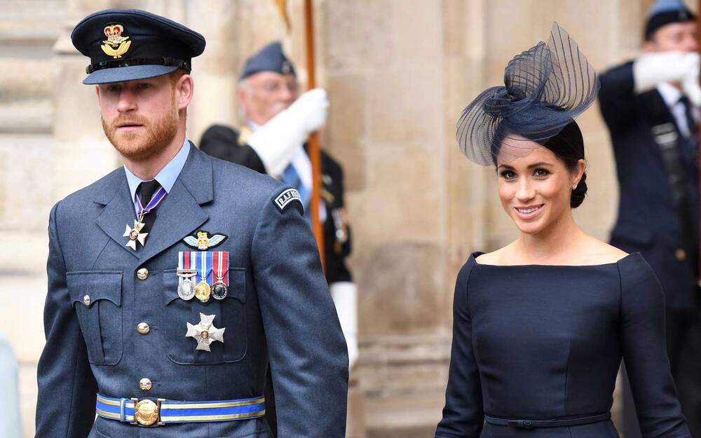 prince harry and meghan markle are finally going to sussex travel