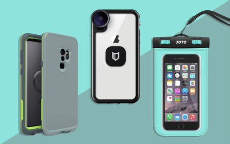 a1d719310b9 The Best Waterproof Phone Cases   Travel + Leisure
