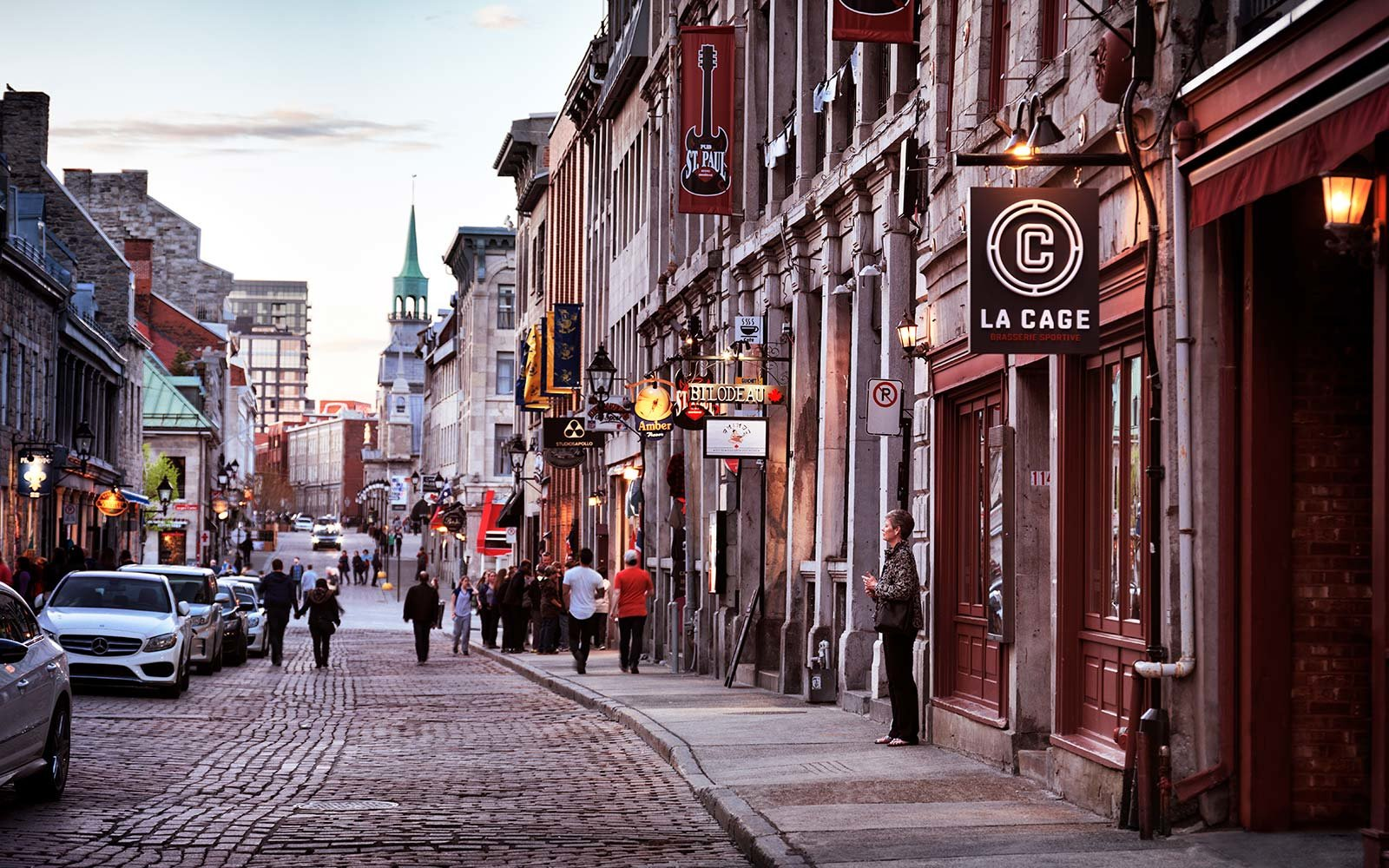 Montreal, Canada, Old Town