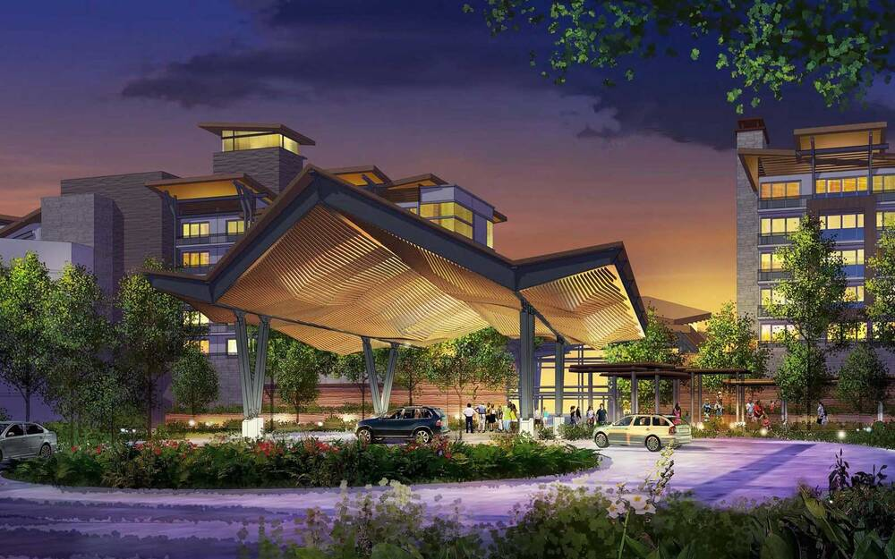 New Disney World Hotel Announced 2022