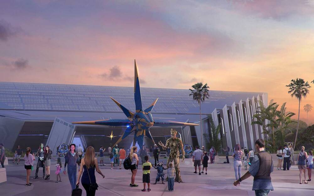 disney is re imagining the roller coaster with epcot s new guardians