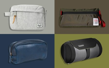 44bfa069b07 The Best Dopp Kits to Keep Your Toiletries Organized   Travel + Leisure