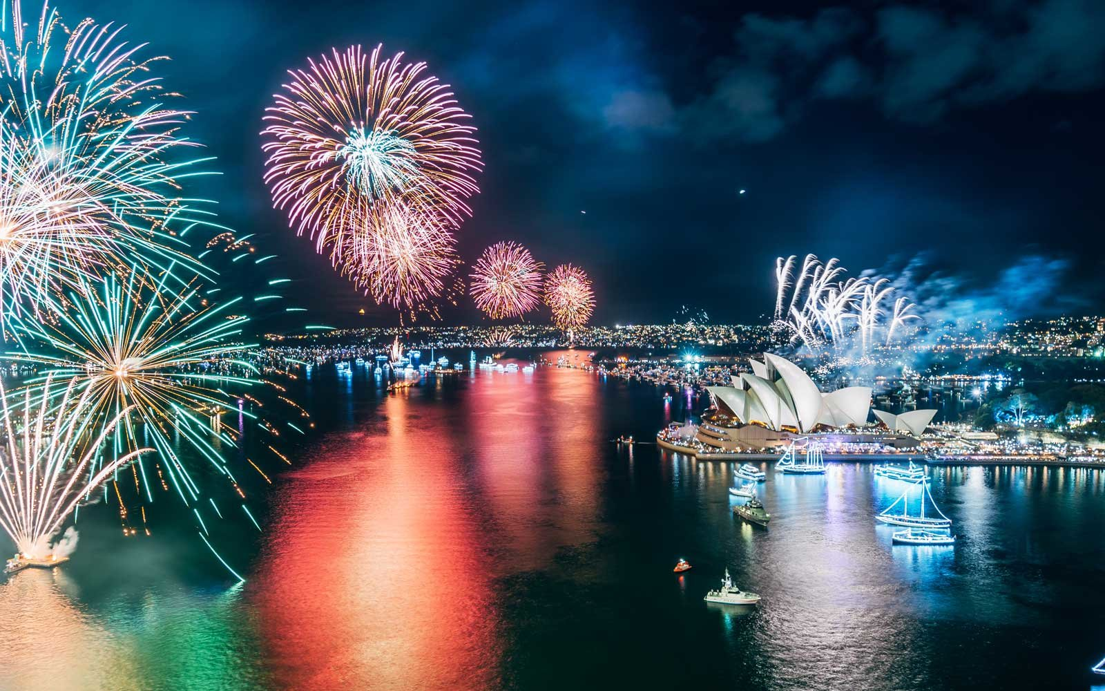 The Best Places To Spend New Years Eve Travel Leisure