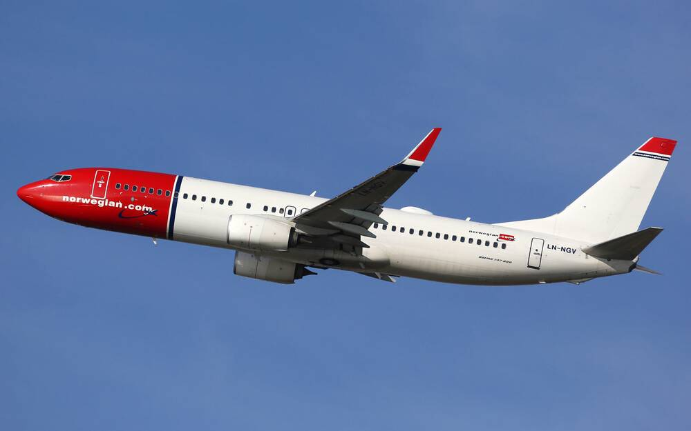 norwegian s new cost cutting program means you don t have to say