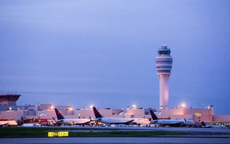 Atlanta Airport Map and Terminal Guide: How to Make the Most of Your ...
