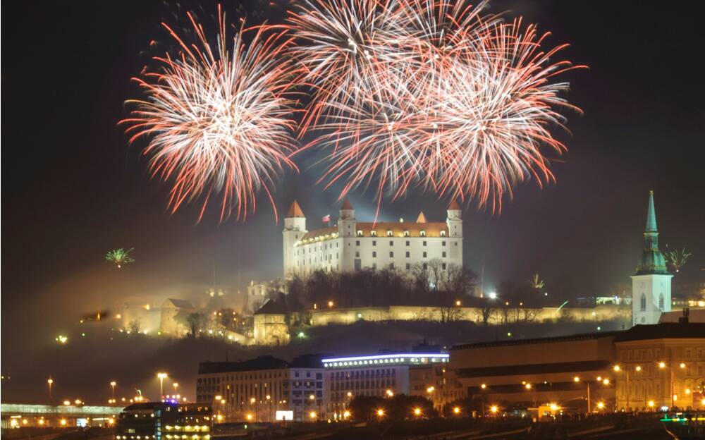 The Best Places to Spend New Year\'s Eve | Travel + Leisure