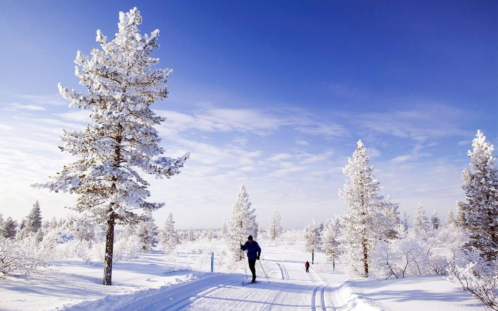 Best Places to Spend Christmas | Travel + Leisure