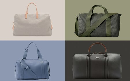 The Best Weekender Bags, According to Travel Editors   Travel + Leisure c5efb43523
